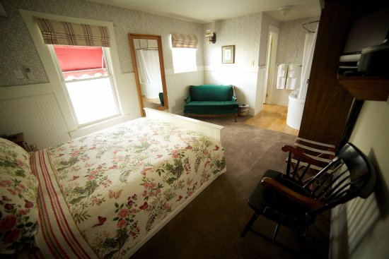 Hotel Charlotte: Room 12