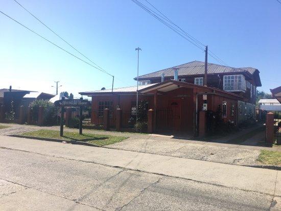 Hostal y Restaurante Ruta del Copihue