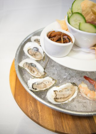 Chadds Ford, PA: Raw bar