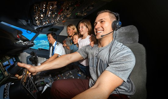 Flight Experience Flight Simulator