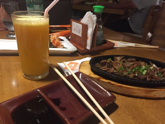 Hoken Sushi: Jantar