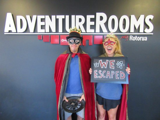 Adventure Rooms Rotorua