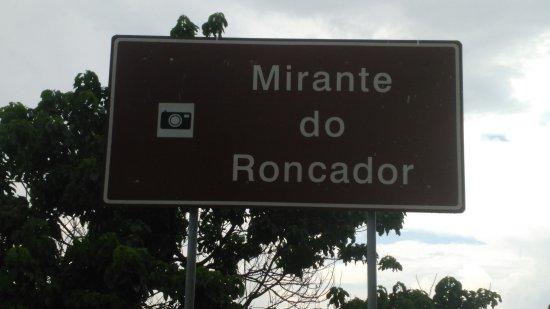 Roncador Lookout