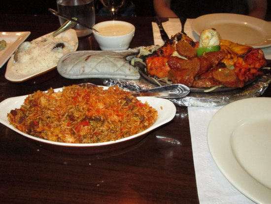 Masala Myrtle Beach: Our meal