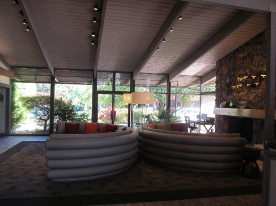 Corte Madera, Καλιφόρνια: Lobby