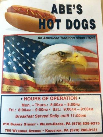 Abe's Hot Dogs : photo0.jpg