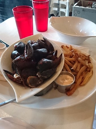 Wakefield, Canada: Mussels