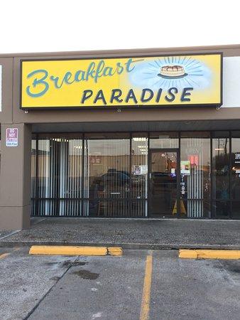 Breakfast Paradise now in Waller, Texas