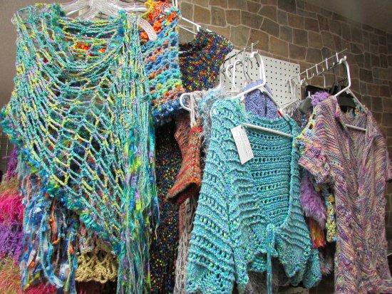 Big Bear City, CA: Finished handmade garments