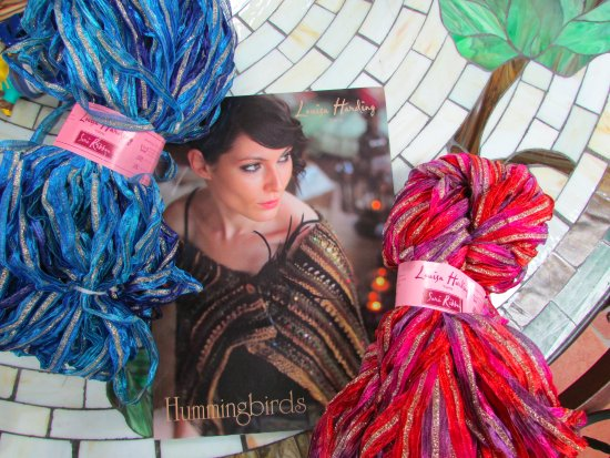 Big Bear City, CA: Louisa Harding Yarns