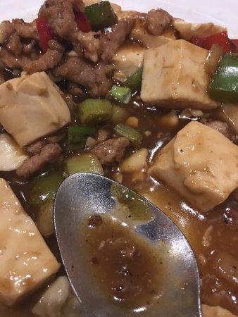 Geneva, IL: Ma Po Tofu