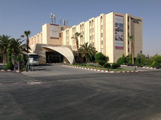 Amman Airport Hotel Bild