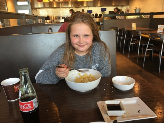 "Manitowoc, WI: Very satisfied ""butter noodles"" customer"