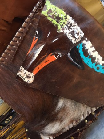 Hand made leather purses by local Waxahachie artist!