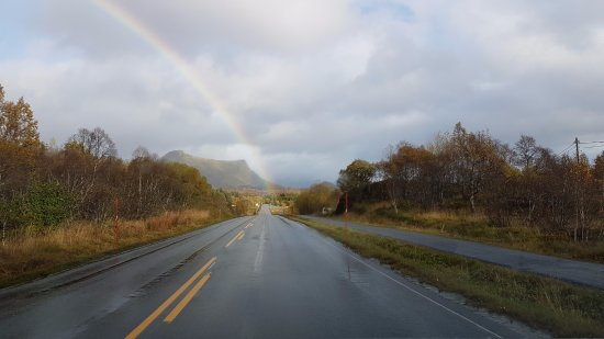 Nordland, Noorwegen: Lofoten Islands landscapes