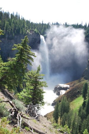 Helmcken Falls: Gorgeous