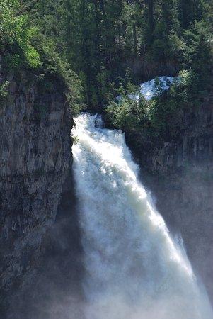 Helmcken Falls: Volumes of water!