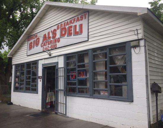 Big Alu0027s Deli: Big Alu0027s Front Door   Step Inside And Make A