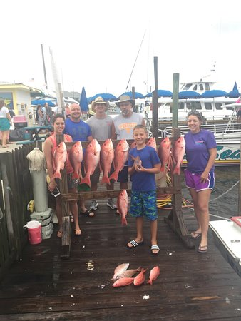 Killen time fishing charters panama city beach all you for Panama city beach charter fishing