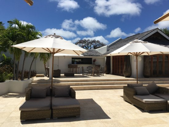 Calabash Luxury Boutique Hotel & Spa: Pool area