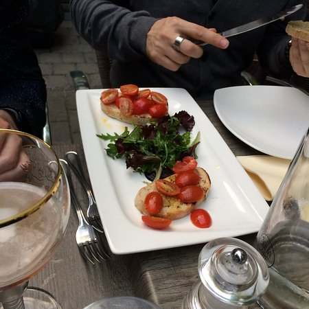 Tervuren, België: An appetizer