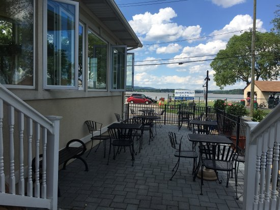 Stony Point, Estado de Nueva York: Outdoor Patio