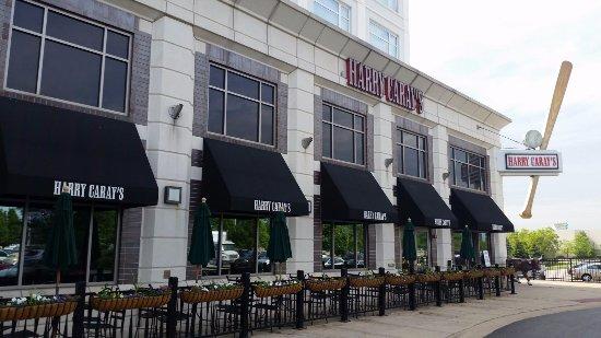 Harry Caray's Italian Steakhouse - Lombard: Restaurant