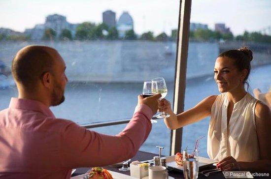 Cruzeiro-jantar em Montreal