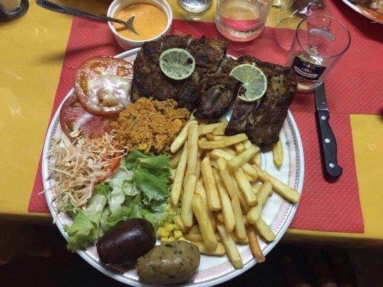 Le Moule, Guadeloupe: Lauréal Grill
