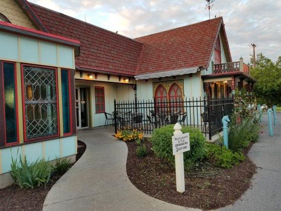 Adamstown, Pensilvania: Stoudt's Black Angus Restaurant & Brew Pub