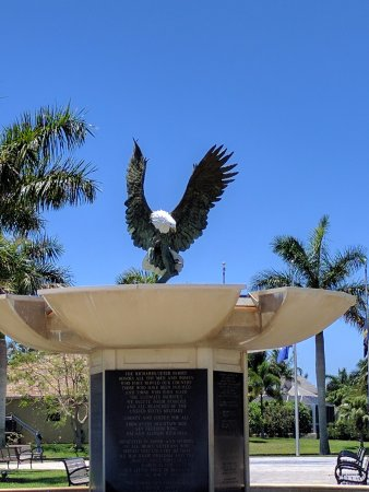 Veteran Park Honors All Military Branches Relax On Nearby