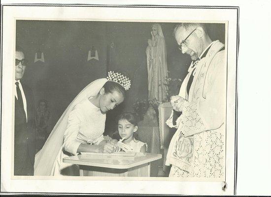 Igrejinha N.S. De Fatima church Foto