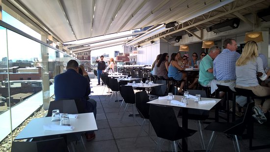Inside The Terrasse Picture Of Terrasse William Gray Montreal