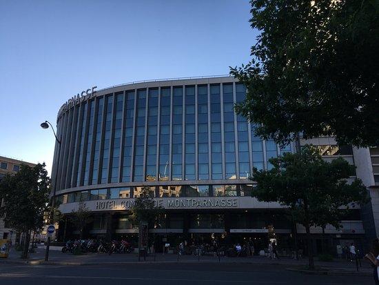 Hotel Concorde Montparnasse Picture