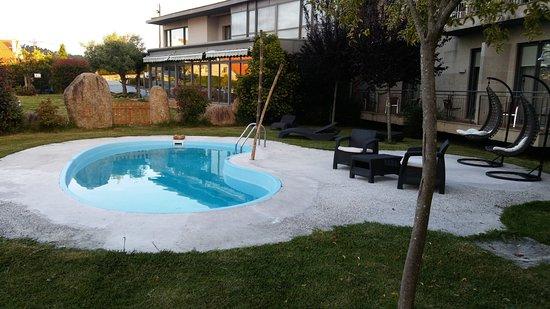 Hotel Peregrina: piscina del hotel