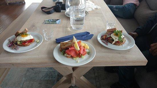 Vatnahalsen Hoyfjellshotell: delicious food