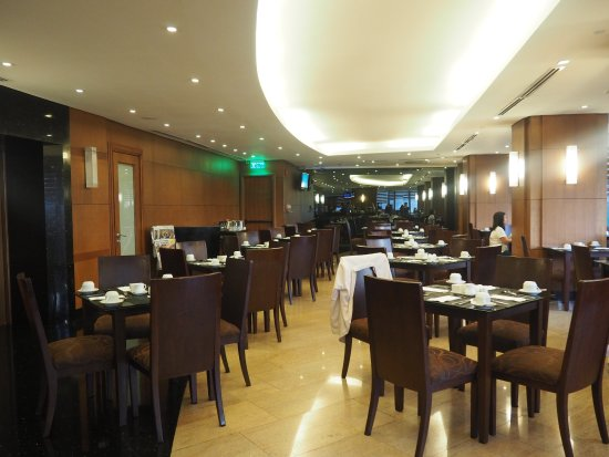 Buffet Breakfast At Bistro Picture Of City Garden Hotel Makati