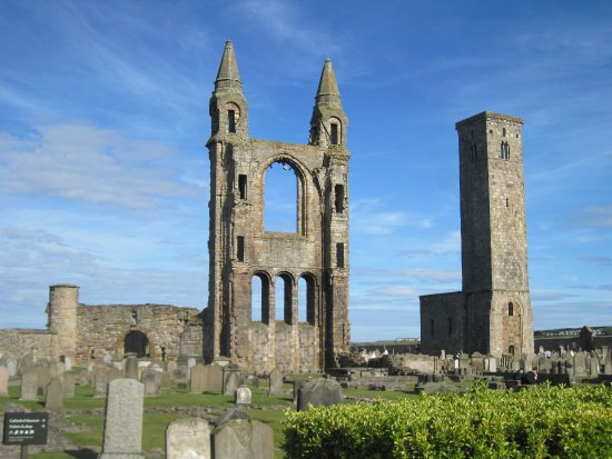 St Andrews Cathedral: St. Andrews Cathedral