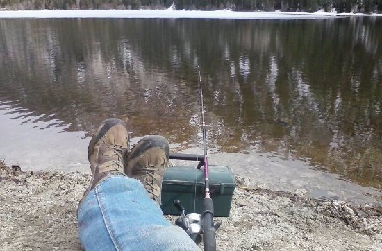 First fishing trip of the year spring 2016 picture of for Colorado fishing trips