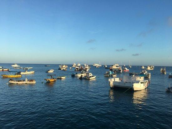 Puerto Baquerizo Moreno, Ecuador: Galapagos Sunset