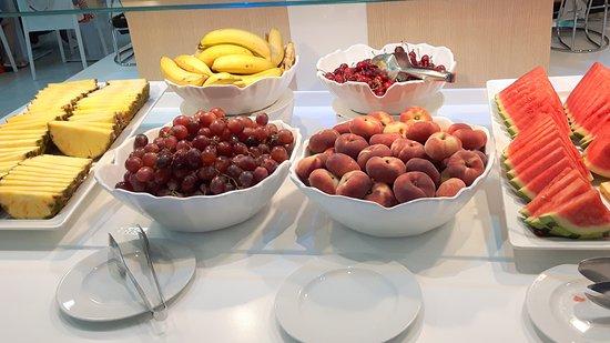 Montemar Maritim : wybór owoców