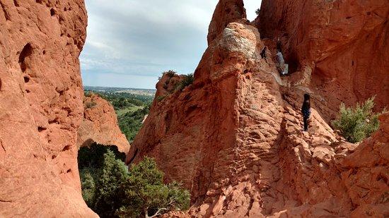 Hiking Picture Of Garden Of The Gods Colorado Springs Tripadvisor