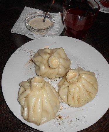 самара хинкали хачапури