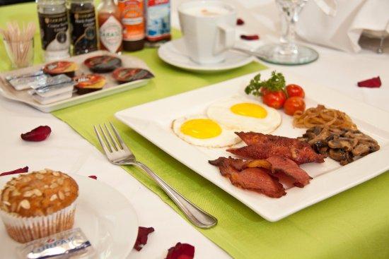 Marloth Park, South Africa: Breakfast
