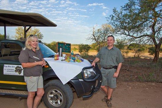 Марлот-Парк, Южная Африка: Game drive activities