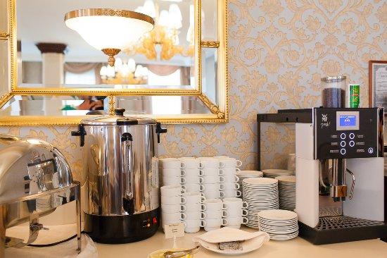 Hotel Dvor Podznoeva: Завтрак