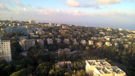 Dan Panorama Haifa: Вид очень красивый