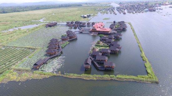 Golden Island Cottages Nampan Myanmar Resort Reviews
