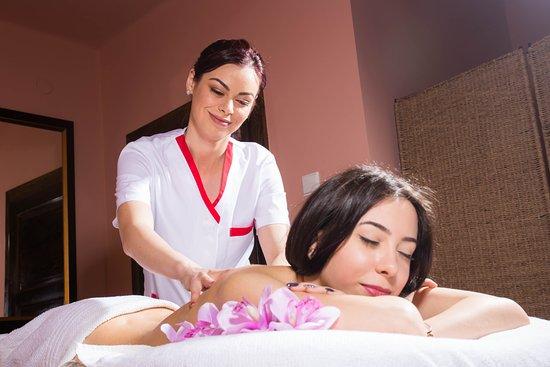 Alexandra Kefalonia Massage