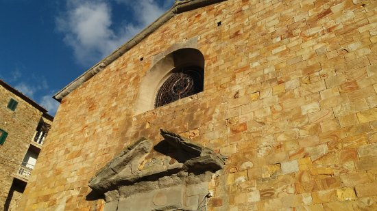 Pereta, إيطاليا: La chiesina